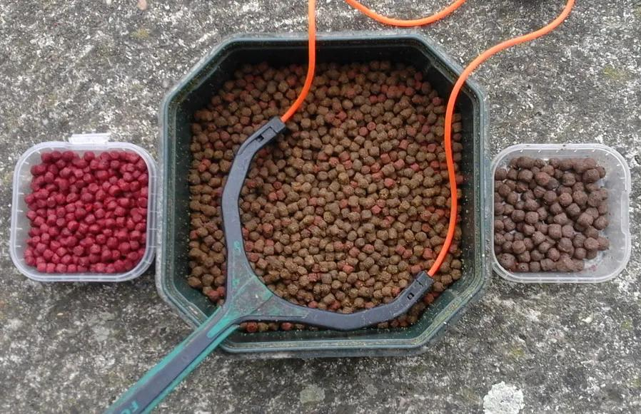 Dave's How To - Pellet Fishing On Natural Venues