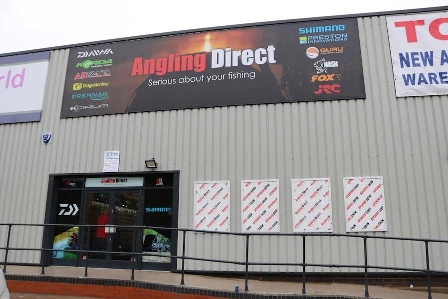 Angling Direct Stoke - Grand Opening