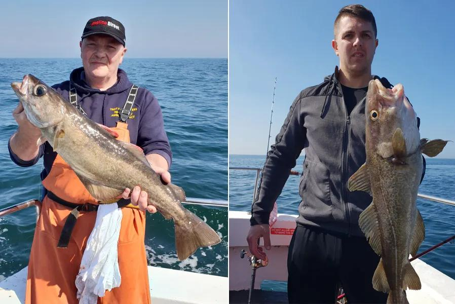 Trot On & Alliance Charter Fishing Report – April