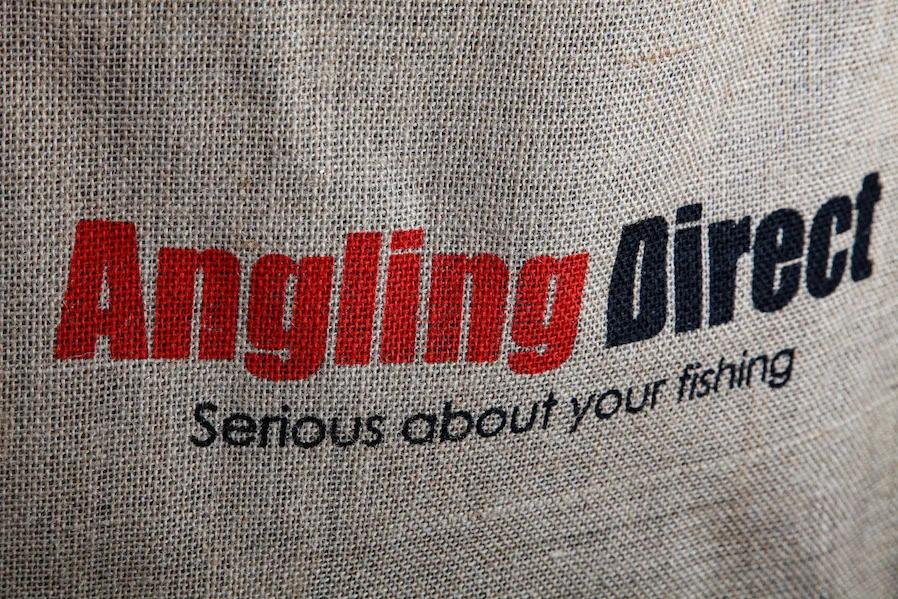Angling Direct - Hessien Bag For Life