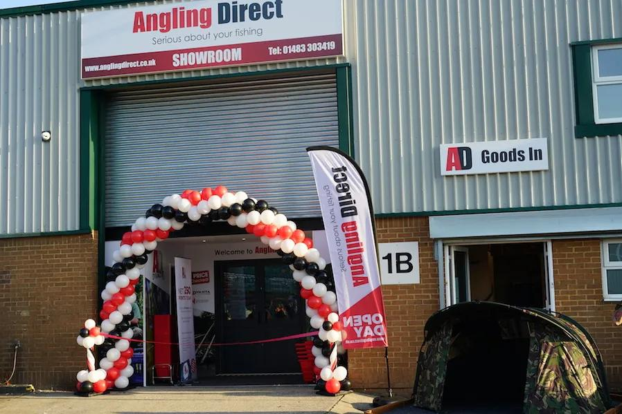 Angling Direct Guildford Grand Opening