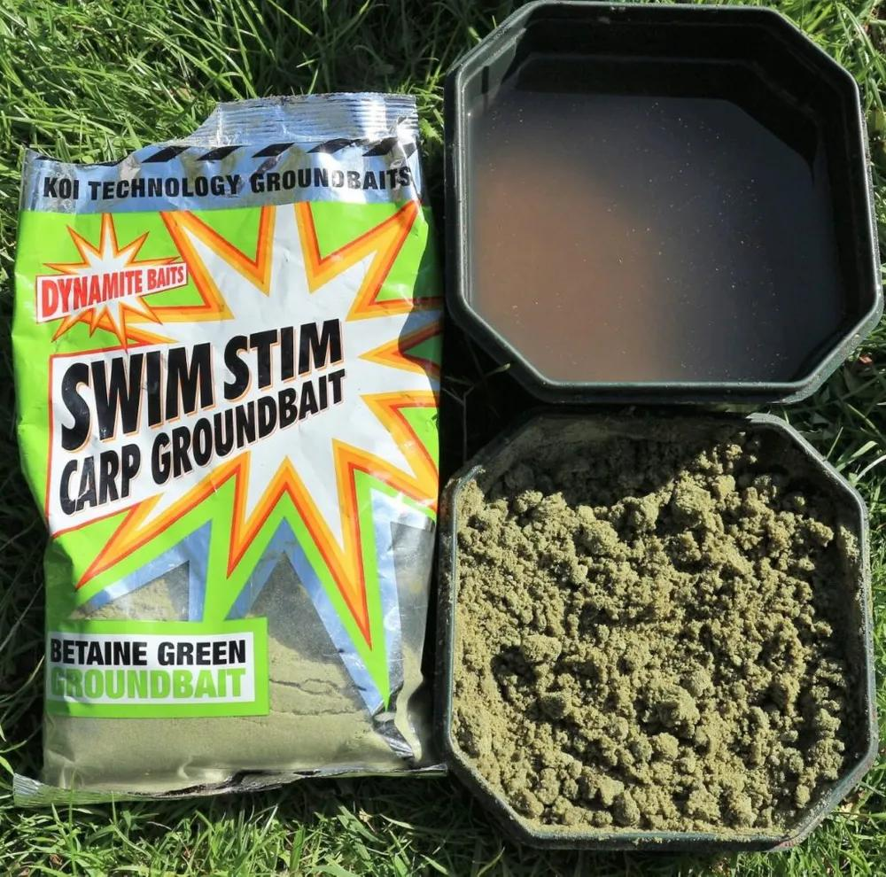 Dave's How To – Bag Up With Lumpy Groundbait