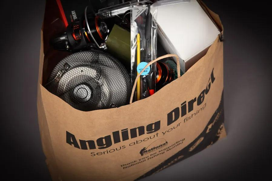 Angling Direct Paper Bags