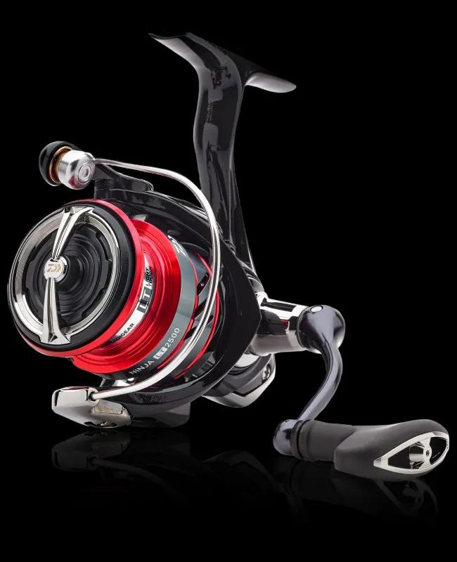 Wednesday Review-Daiwa Ninja Reel