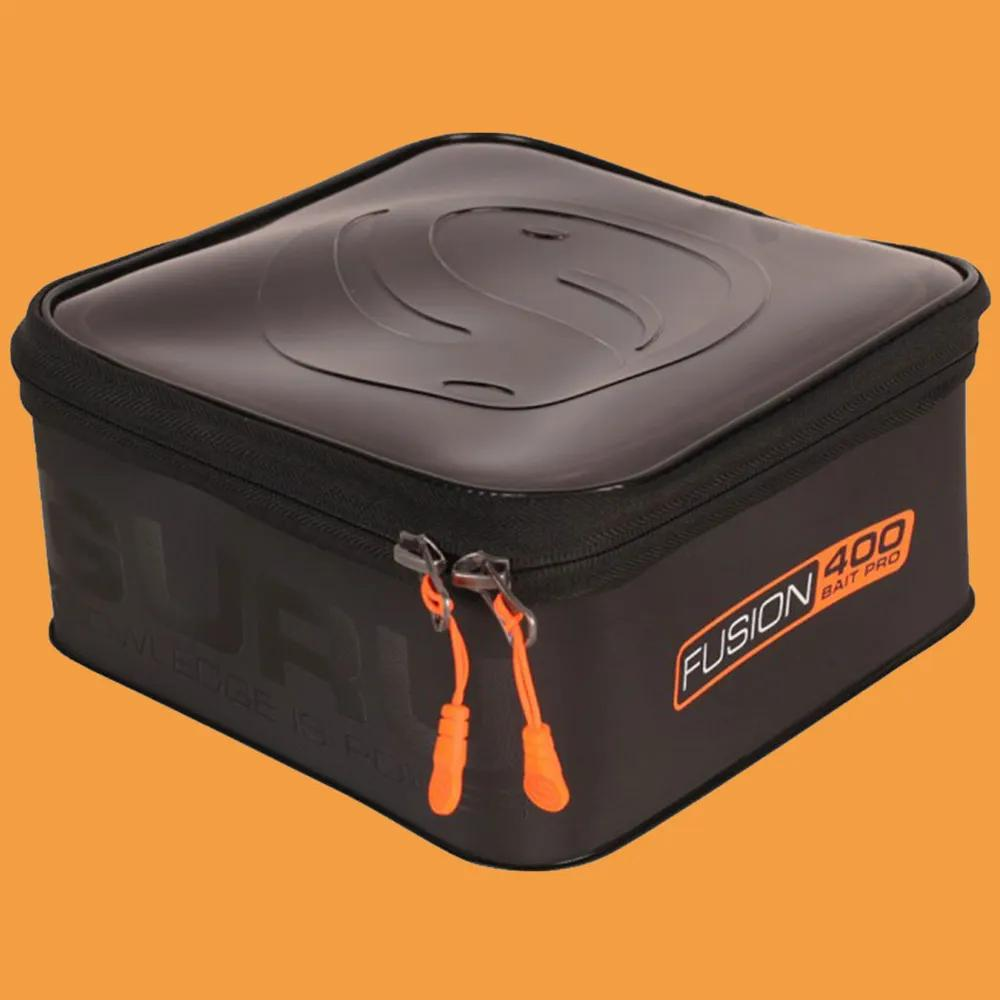 Wednesday Review-Fusion 400 Bait Pro Case