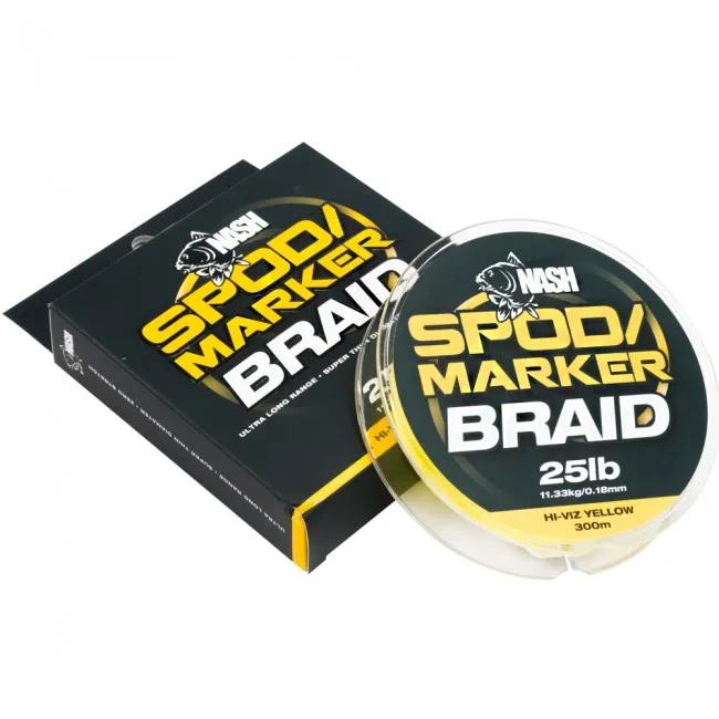 Wednesday Review- Nash Spod and Marker Braid