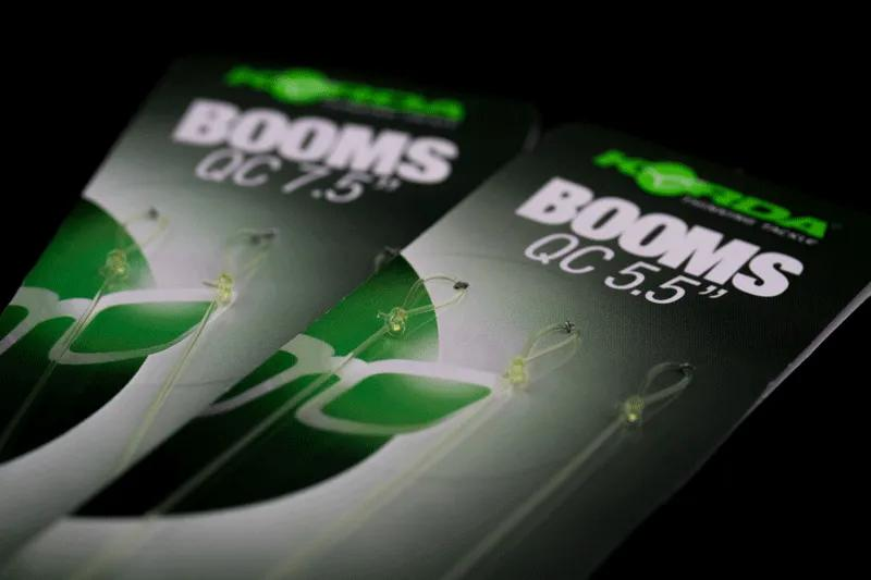 Wednesday Review- Korda Ready Tied Booms