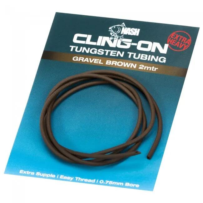 Thursday Focus- Nash Cling On Tungsten Tubing
