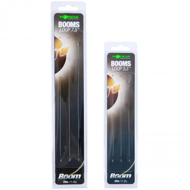 Wednesday Review – Korda Boom Loops