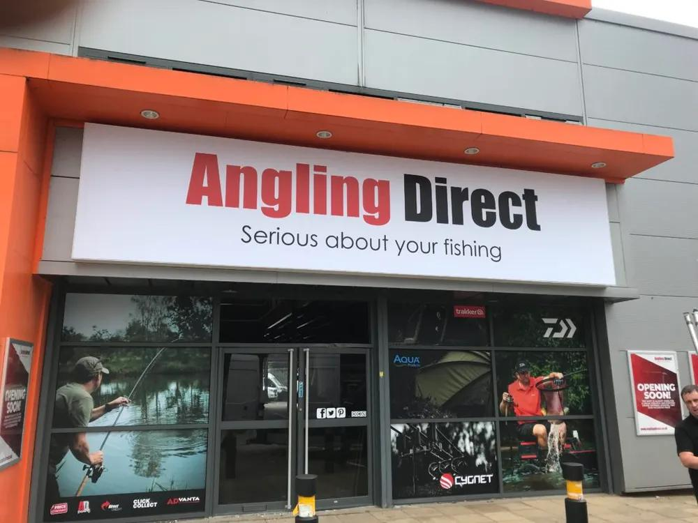 Coming Soon- Angling Direct Leeds