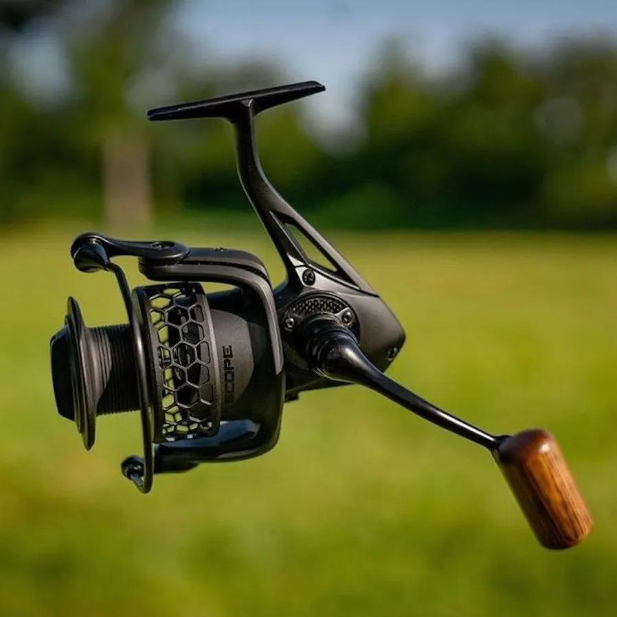 Tackle Tuesday - Nash Scope GT Reels