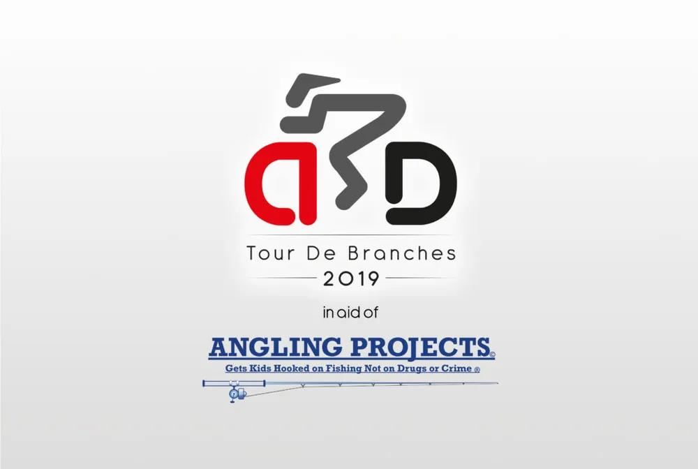 Angling Direct's Tour De Branches Charity Bike Ride