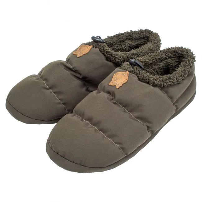 Wednesday Review- Nash ZT Bivvy Slippers