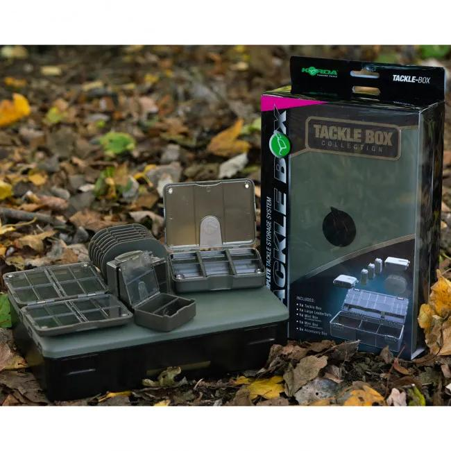 Thursday Focus- Korda Tackle Box Bundle