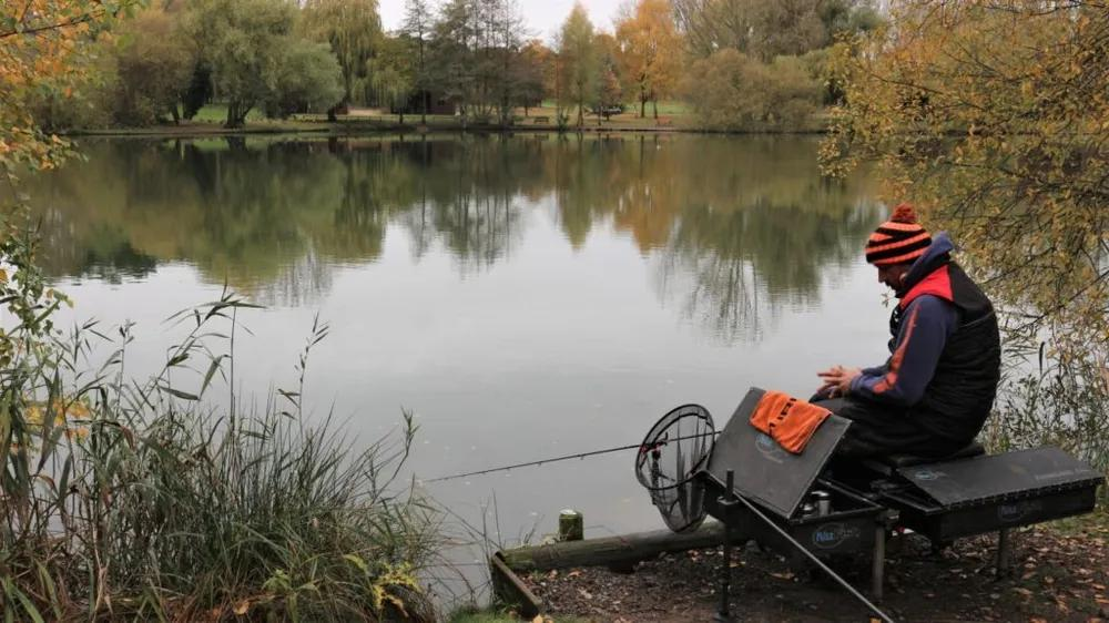 Dave Coster's Fishing Diary- November 2019