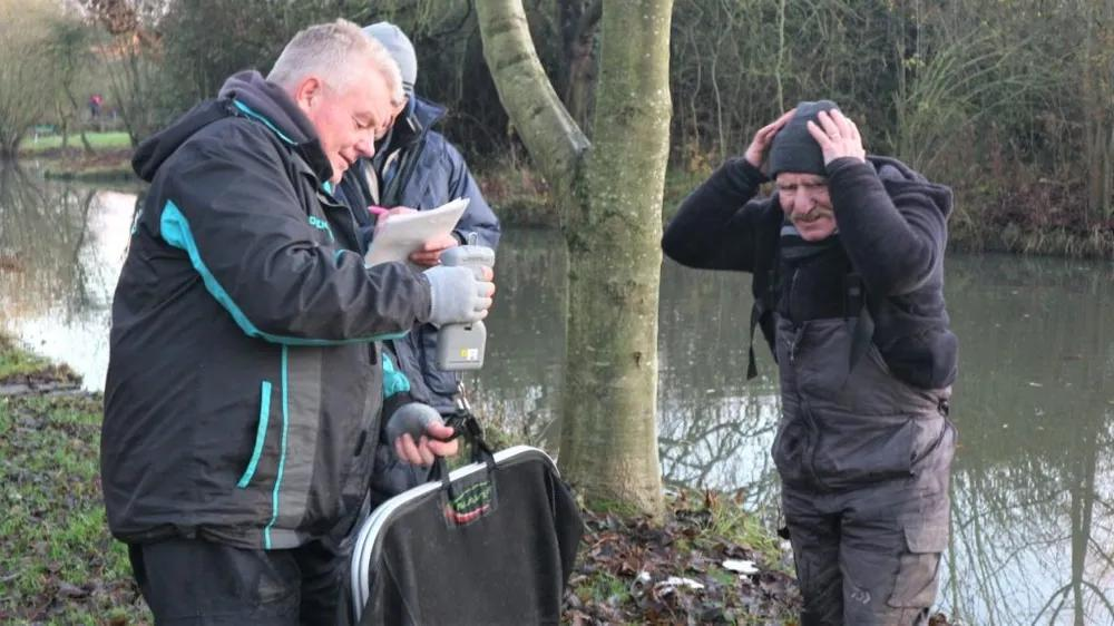 Dave Coster's Fishing Diary December 2019