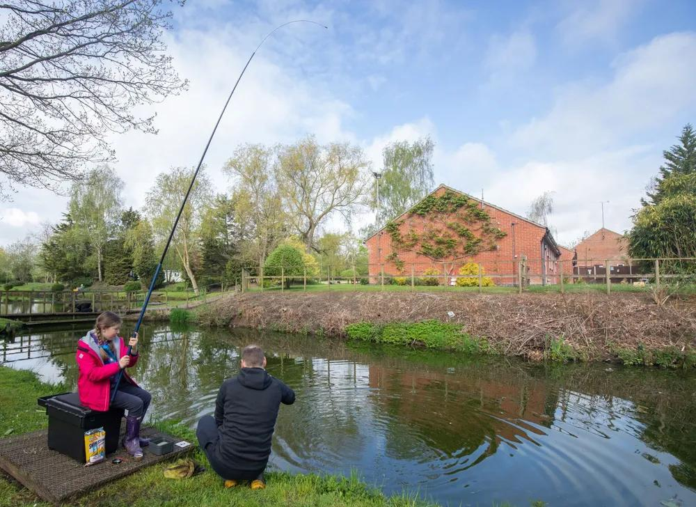 Get Kids Fishing -  Youth Mental Health Day