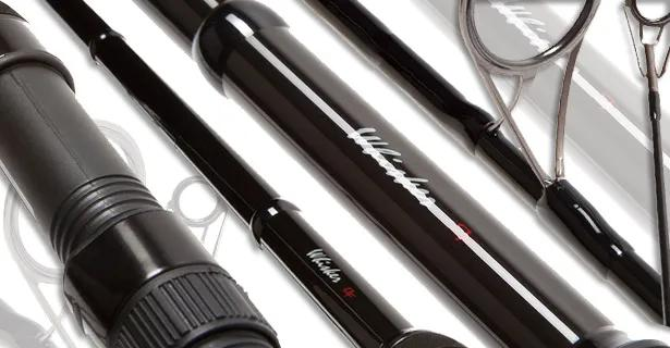 Wednesday Review... Daiwa Whisker DF Carp Rods