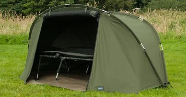 Wednesday Review… Aqua Atom Bivvy