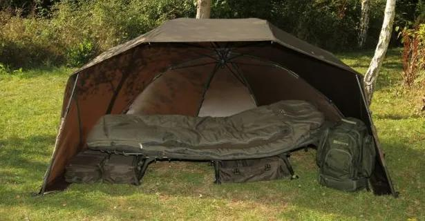 Wednesday Review… Nash Scope Ops Brolly