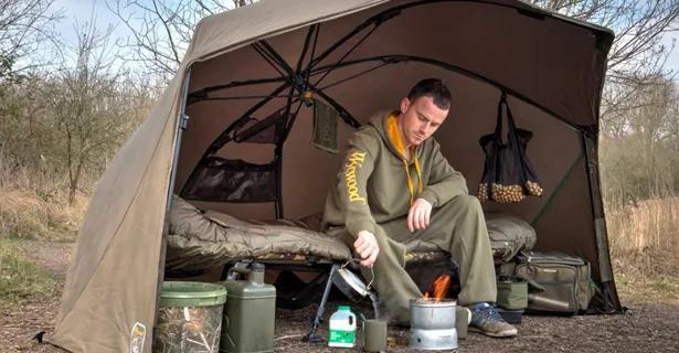 Wednesday Review... Wychwood HD MHR Brolly