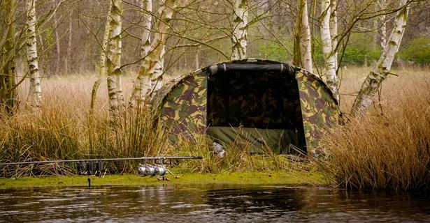 Tackle Tuesday... Aqua Camo Atom Bivvy