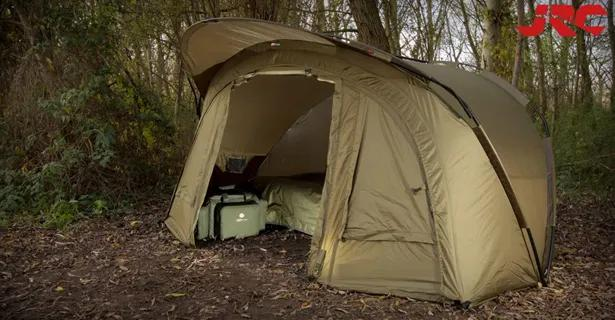 Wednesday Review... JRC Stealth X-Lite Bivvy