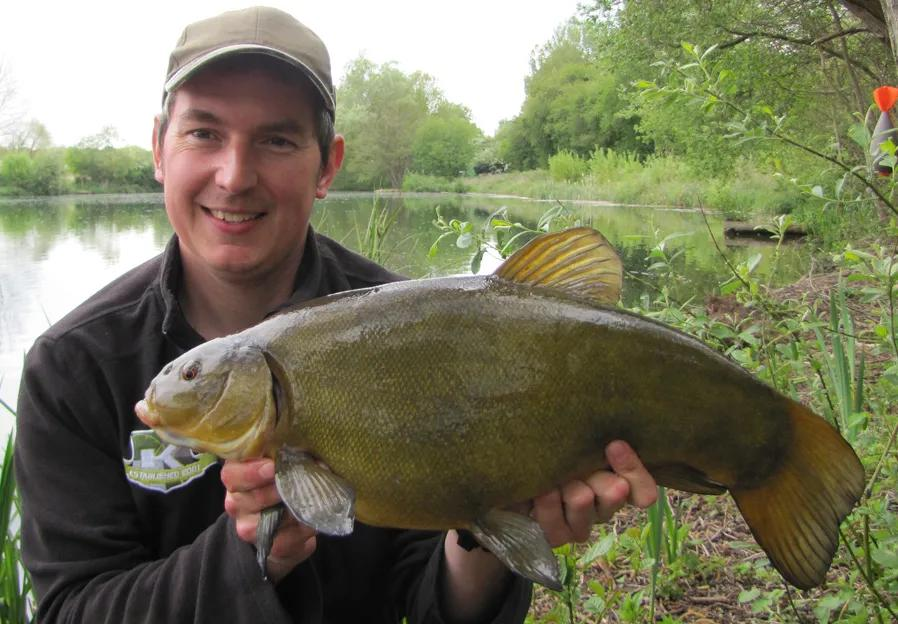 Time For Tench - Phil Spinks