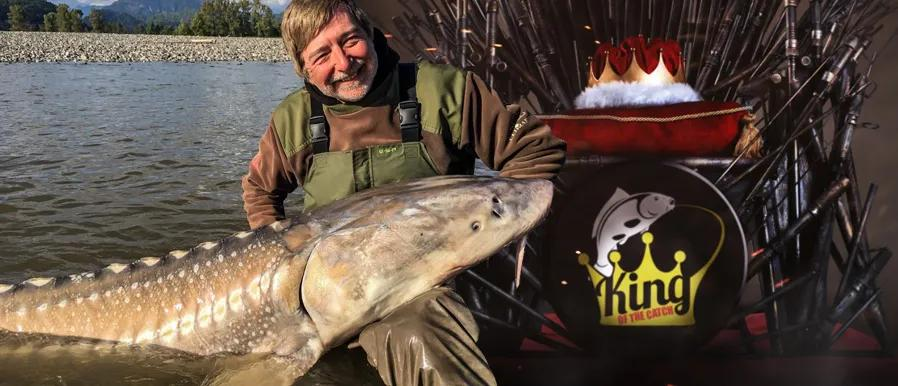 King Of The Catch 2016 – Coarse Fishing Prize
