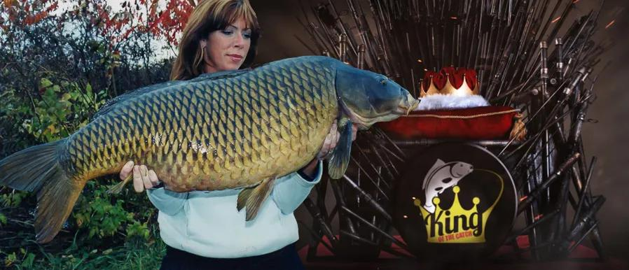 King Of The Catch 2016 – Carp Fishing Prize