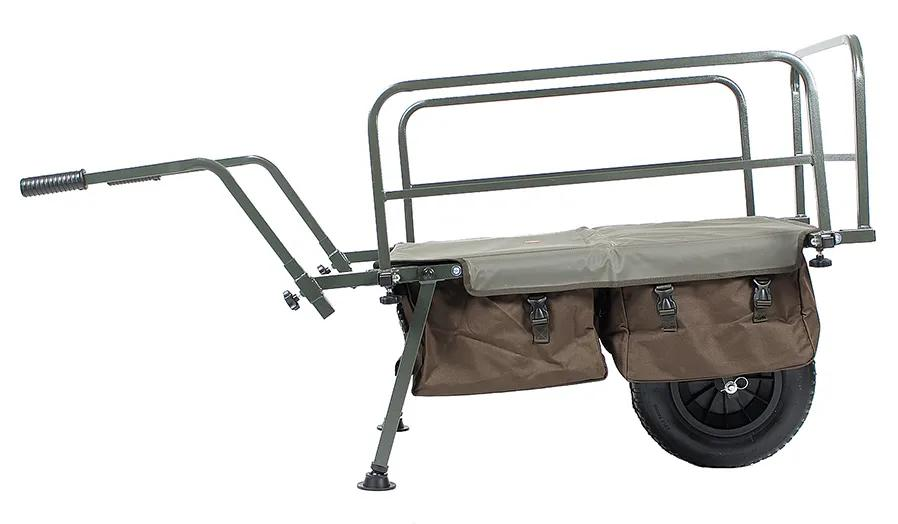 Wednesday Review... Avid Carp Tuned Barrow & Barrow Organiser