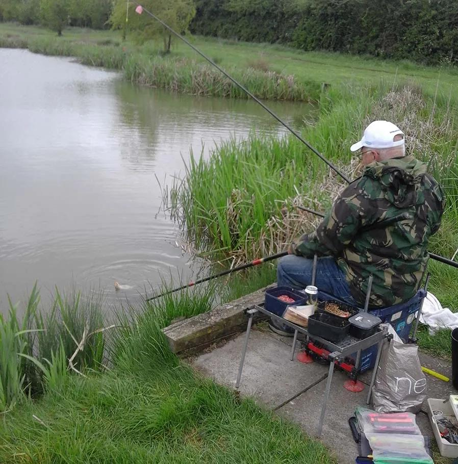 Dave Coster's Fishing Diary - May