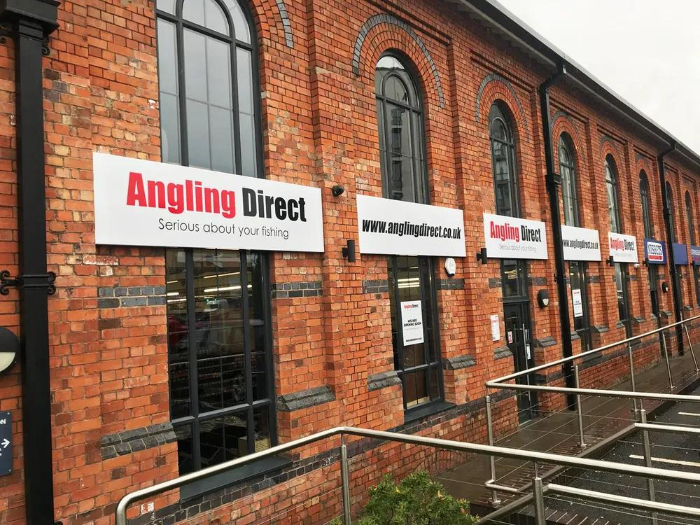 Angling Direct Leicester Store - Coming Soon