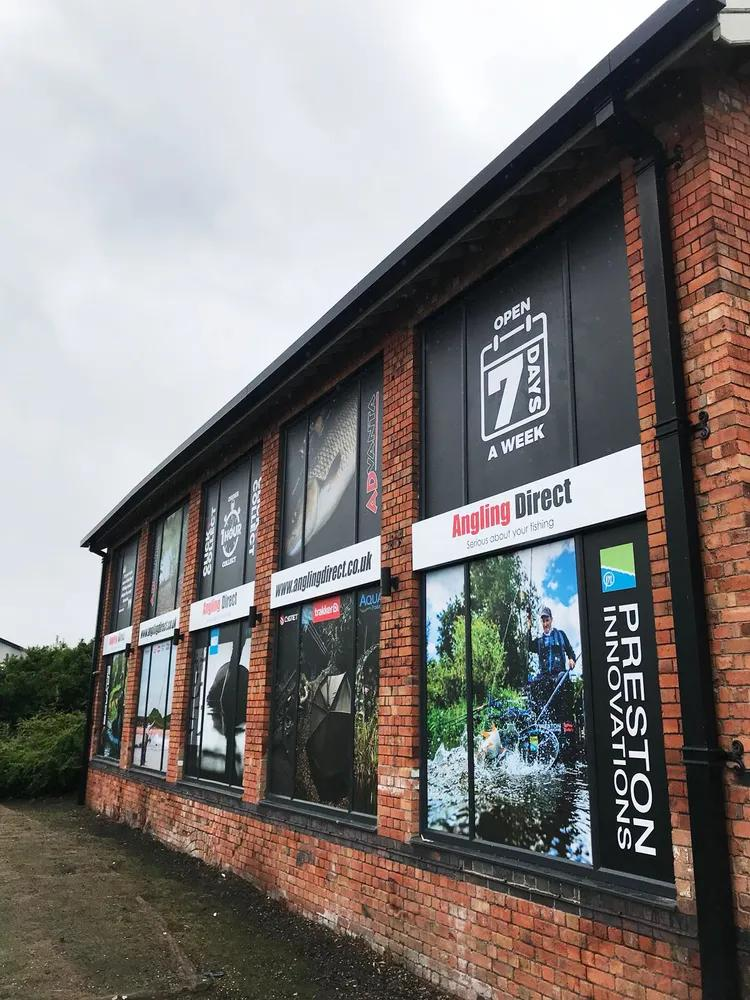 Angling Direct Leicester - New Store Coming Soon