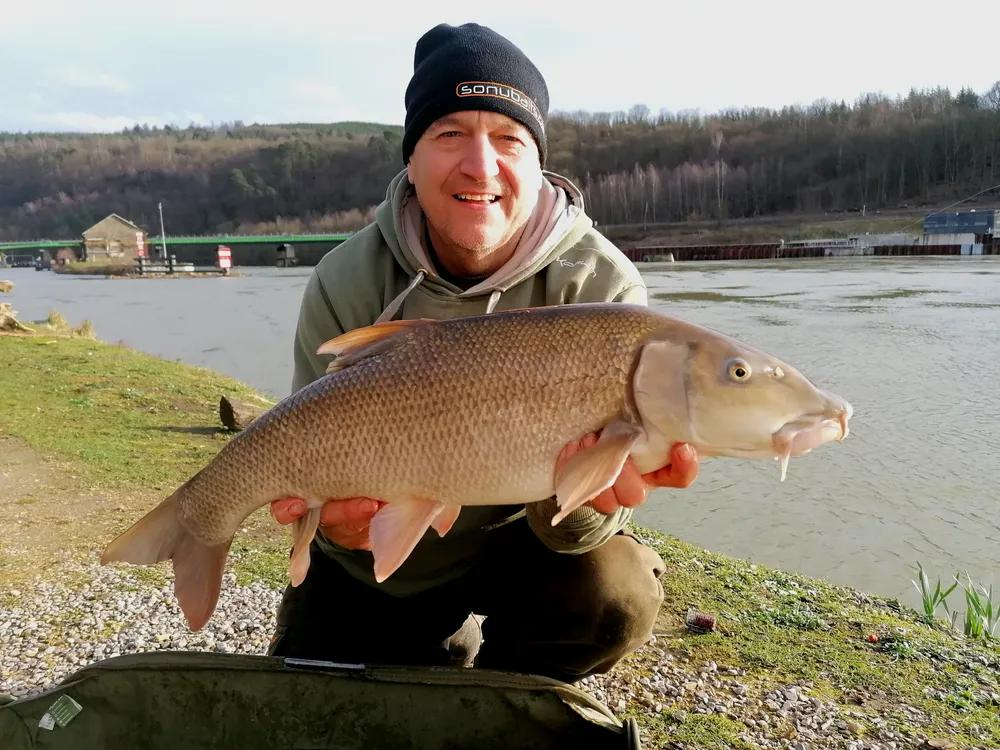 Ade Kiddell- Your Guide to Freshwater Fishing in the Winter
