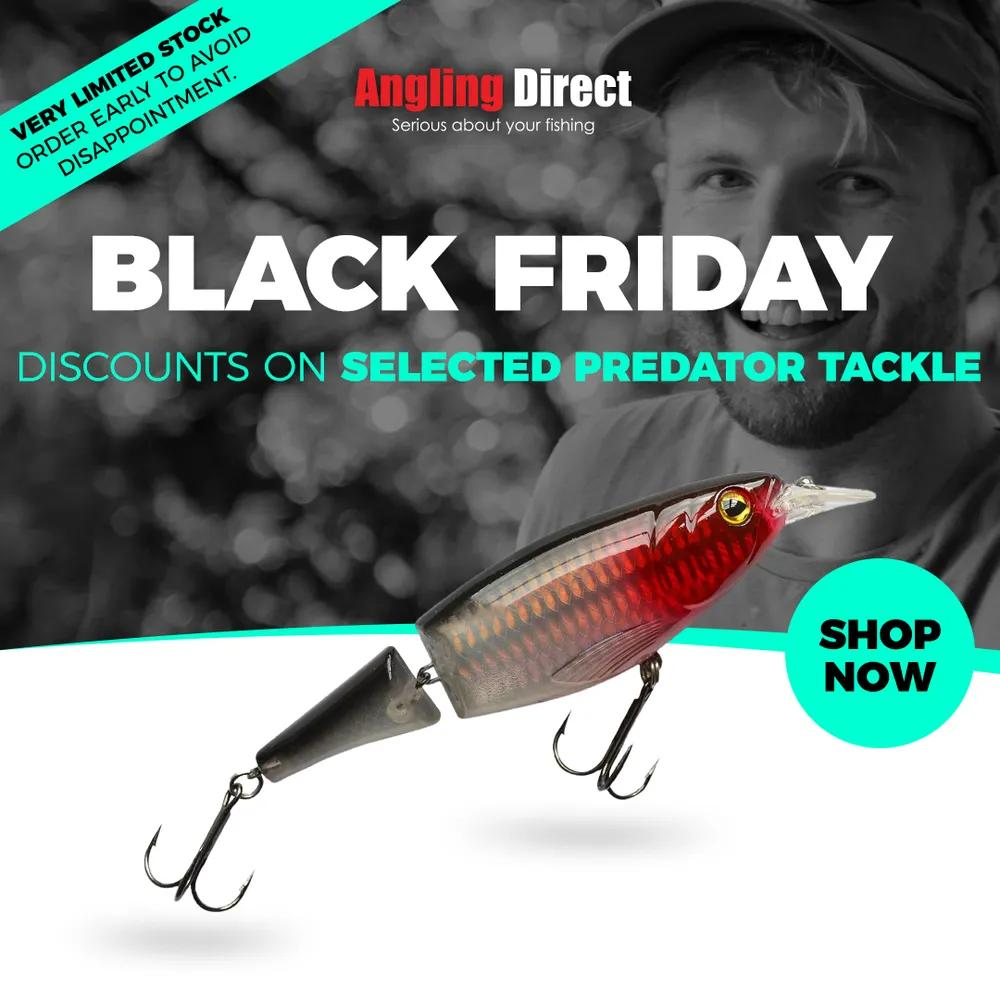 Black Friday Day 4: DEADLY DEALS on Predator Tackle