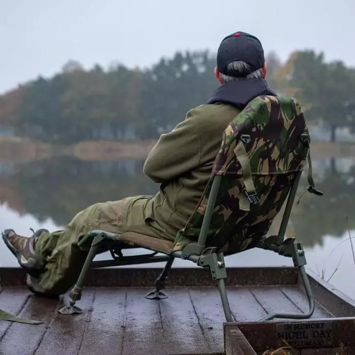 Trakker DPM Transformer Chair - Tackle Tuesday