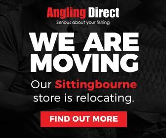 Angling Direct Sittingbourne - WE ARE MOVING