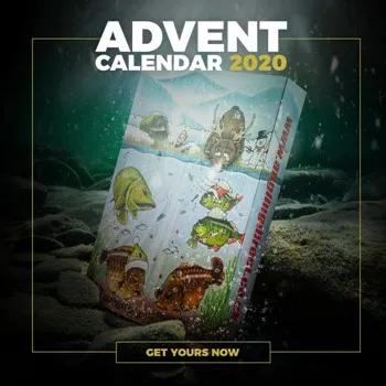 Angling Direct's Fishing Tackle Advent Calendar - Christmas 2020