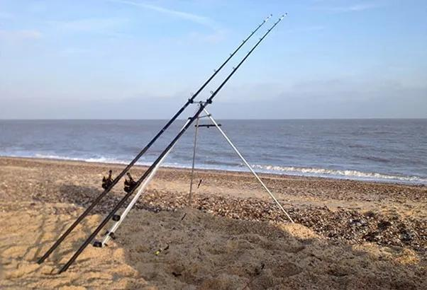 Beach Fishing For Flatfish - Dab Rigs, Tips & Tactics