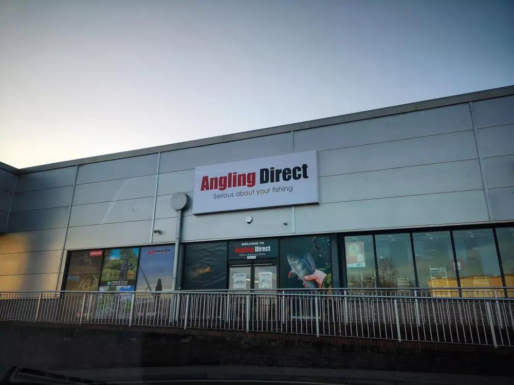 Angling Direct Stores Re-Open - Monday 15th June