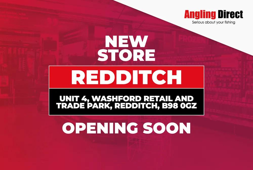 Angling Direct Redditch – Coming Soon!