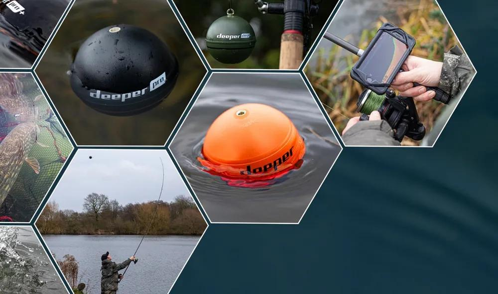 The Deeper Fish Finder Range - Tackle Tuesday