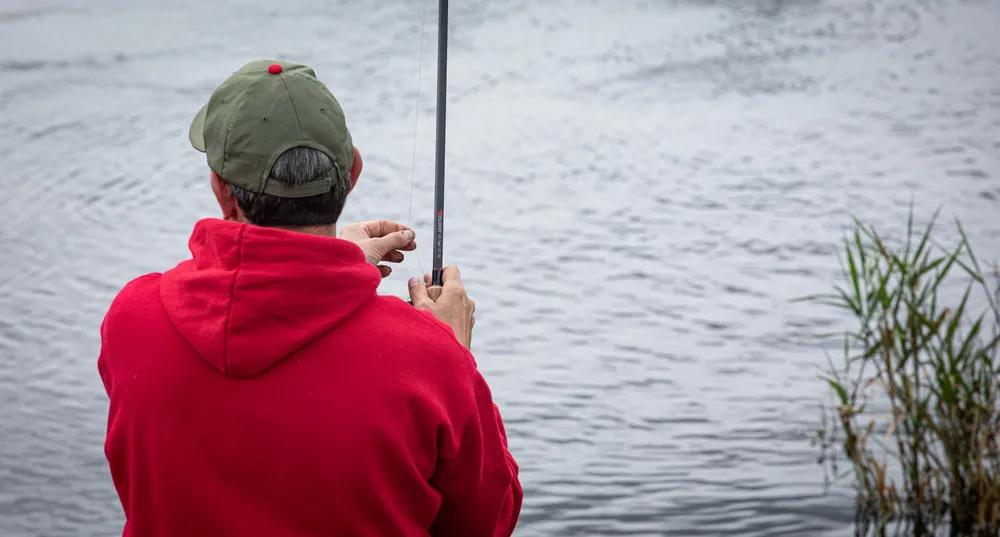 Fishing has now been prescribed by the NHS to treat Anxiety & Depression in the UK