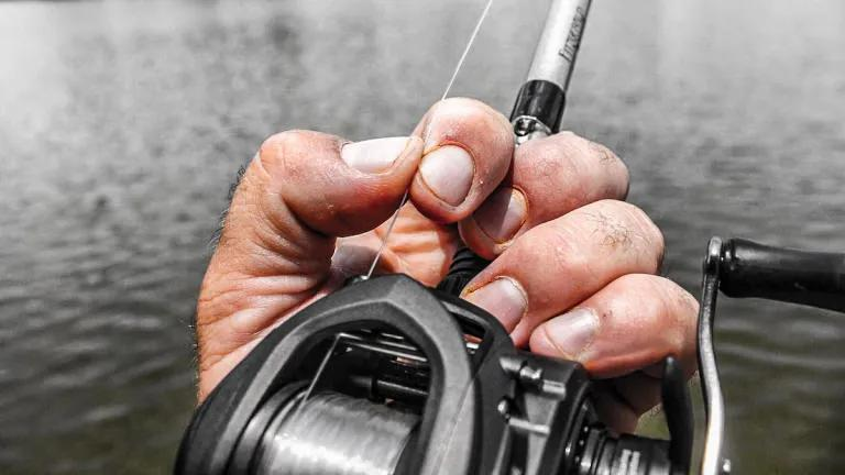 Spooling a Fishing Reel - 5 Top Tips