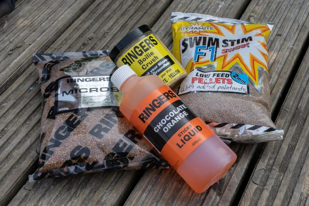 How To Make A High Attract Method Mix - Coarse Fishing Quickbite