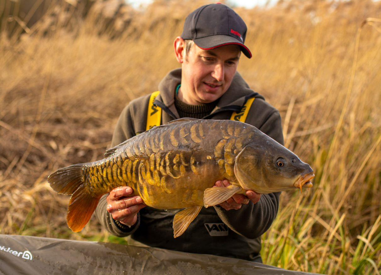 Phil Spinks - Coping with fishing 'lockdown'