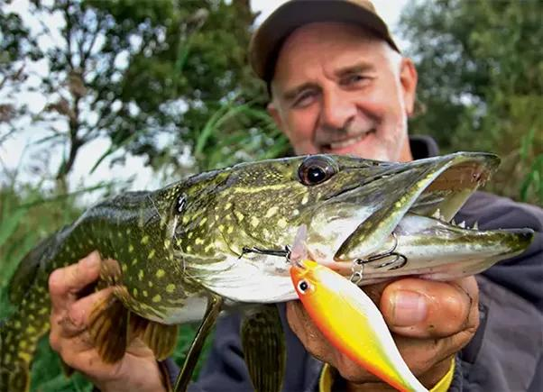 Your Guide to Catching More Pike on Lures - with Mick Brown