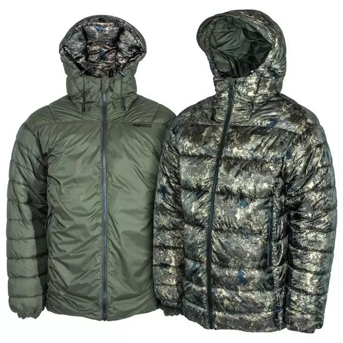 Nash ZT Re-Verse Hybrid Down Jacket - Tackle Tuesday