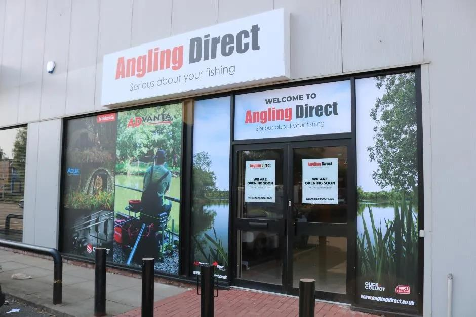Opening Very Soon - Angling Direct Northampton